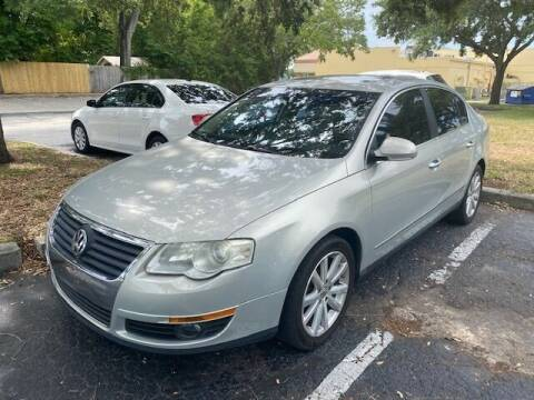 2010 Volkswagen Passat for sale at Florida Prestige Collection in St Petersburg FL