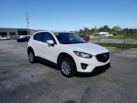 2016 Mazda CX-5 for sale at GATOR'S IMPORT SUPERSTORE in Melbourne FL