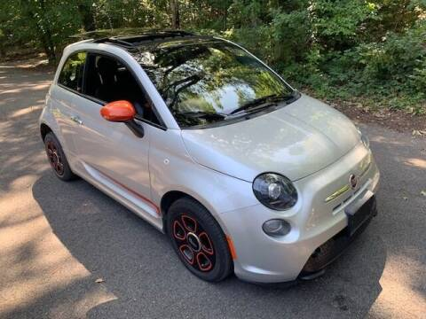 2014 FIAT 500e for sale at All City Auto Group in Staten Island NY