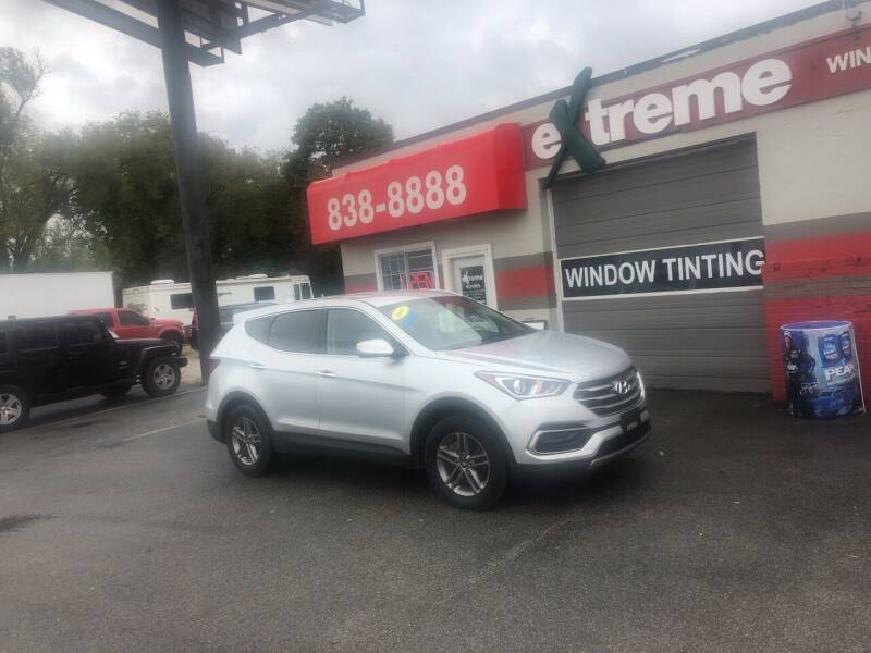 2017 Hyundai Santa Fe Sport for sale at Extreme Auto Sales in Plainfield IN