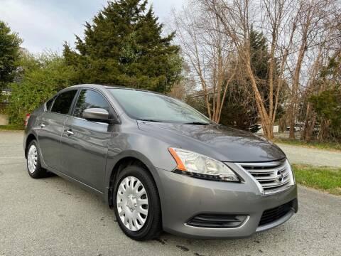 2015 Nissan Sentra for sale at Pristine AutoPlex in Burlington NC