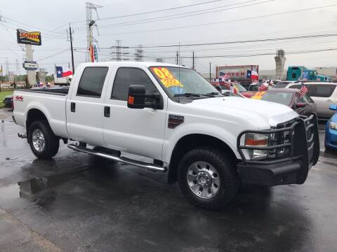 2008 Ford F-350 Super Duty for sale at Texas 1 Auto Finance in Kemah TX