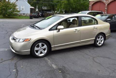 2007 Honda Civic for sale at Absolute Auto Sales, Inc in Brockton MA