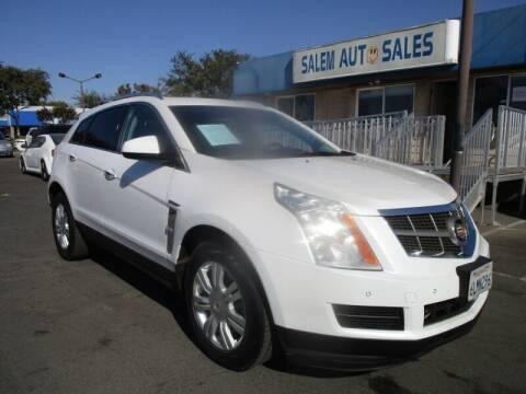 2010 Cadillac SRX for sale at Salem Auto Sales in Sacramento CA