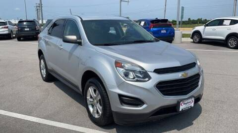 2017 Chevrolet Equinox for sale at Napleton Autowerks in Springfield MO