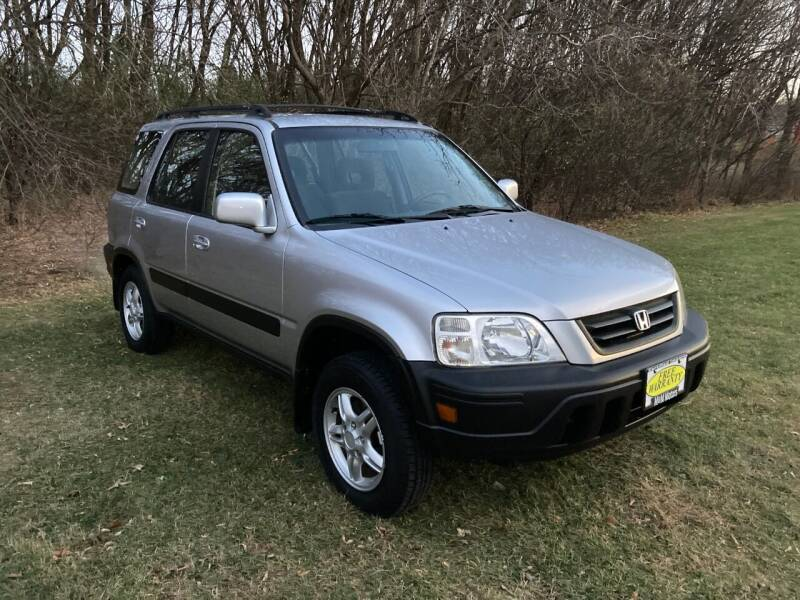 2001 Honda CR-V for sale at M & M Motors in West Allis WI