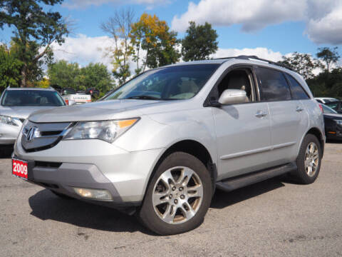 2009 Acura MDX for sale at AutoCredit SuperStore in Lowell MA