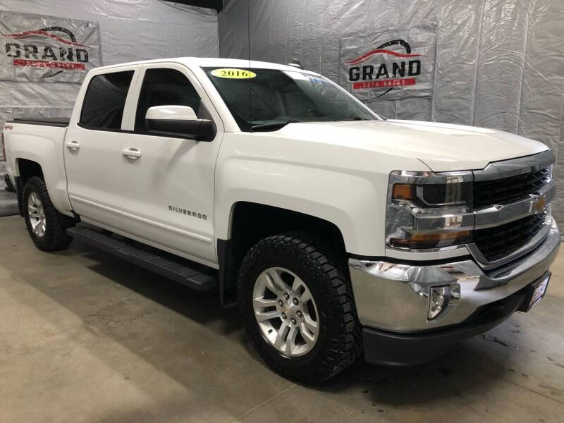 2016 Chevrolet Silverado 1500 for sale at GRAND AUTO SALES in Grand Island NE