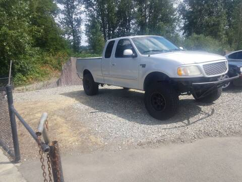 2002 Ford F-150 for sale at Bonney Lake Used Cars in Puyallup WA