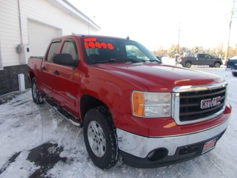 2007 GMC Sierra 1500 for sale at Dansville Radiator in Dansville NY