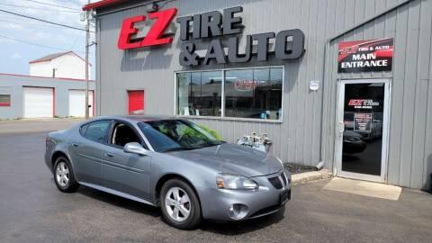 2007 Pontiac Grand Prix for sale at EZ Tire & Auto in North Tonawanda NY