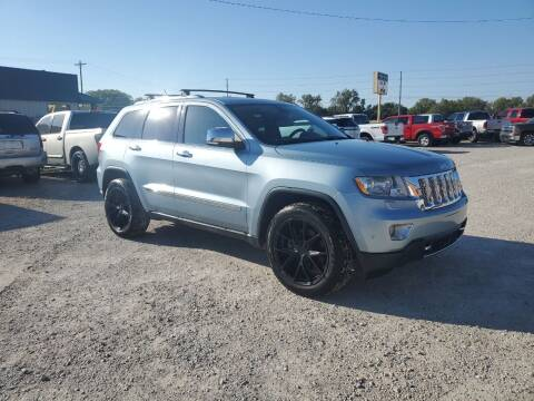 2013 Jeep Grand Cherokee for sale at Frieling Auto Sales in Manhattan KS