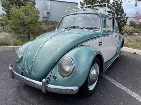 1965 Volkswagen Beetle for sale at Parnell Autowerks in Bend OR
