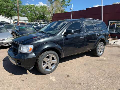 2008 Dodge Durango for sale at B Quality Auto Check in Englewood CO