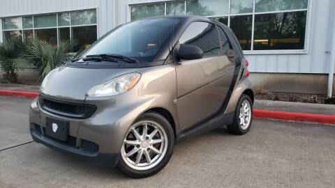 2010 Smart fortwo for sale at Houston Auto Preowned in Houston TX