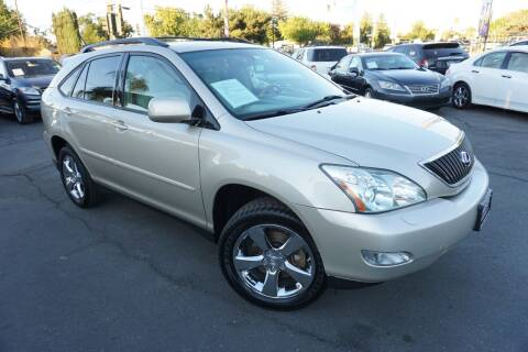 2007 Lexus RX 350 for sale at Industry Motors in Sacramento CA