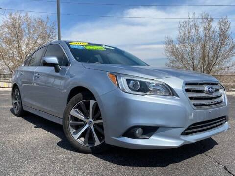 2016 Subaru Legacy for sale at UNITED Automotive in Denver CO