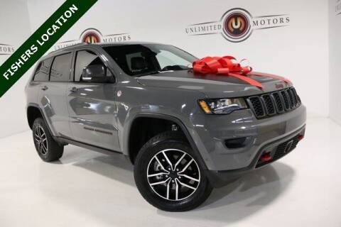 2020 Jeep Grand Cherokee for sale at Unlimited Motors in Fishers IN