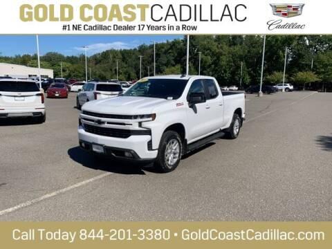 2020 Chevrolet Silverado 1500 for sale at Gold Coast Cadillac in Oakhurst NJ
