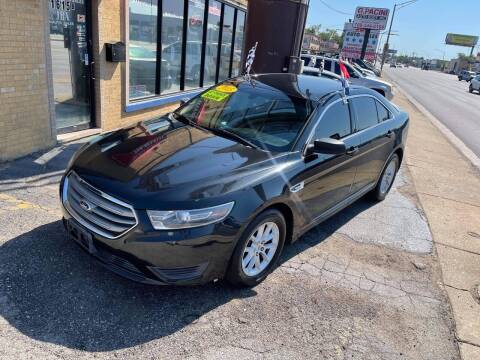 2015 Ford Taurus for sale at JBA Auto Sales Inc in Stone Park IL