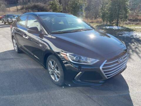 2017 Hyundai Elantra for sale at Hawkins Chevrolet in Danville PA