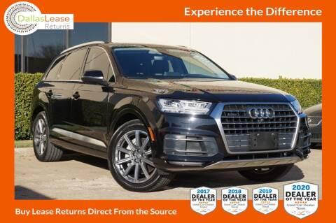 2019 Audi Q7 for sale at Dallas Auto Finance in Dallas TX