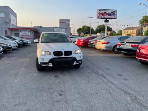 2010 BMW X5 for sale at Prime Drive Inc in Richmond VA