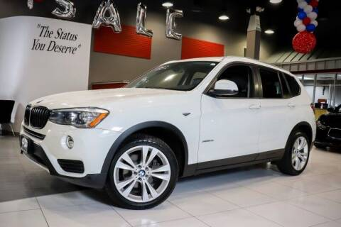 2016 BMW X3 for sale at Quality Auto Center of Springfield in Springfield NJ