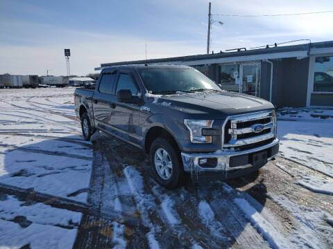 2017 Ford F-150 for sale at BERG AUTO MALL & TRUCKING INC in Beresford SD