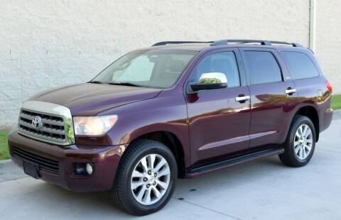 2008 Toyota Sequoia for sale at Raleigh Auto Inc. in Raleigh NC