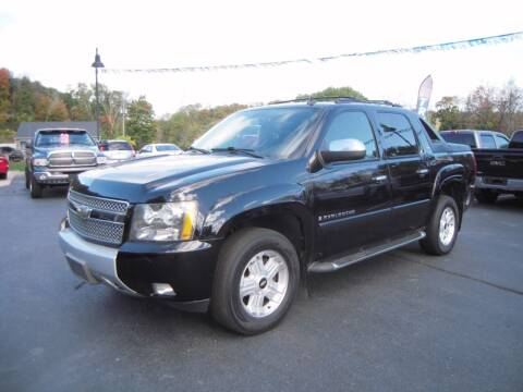2008 Chevrolet Avalanche for sale at 1-2-3 AUTO SALES, LLC in Branchville NJ