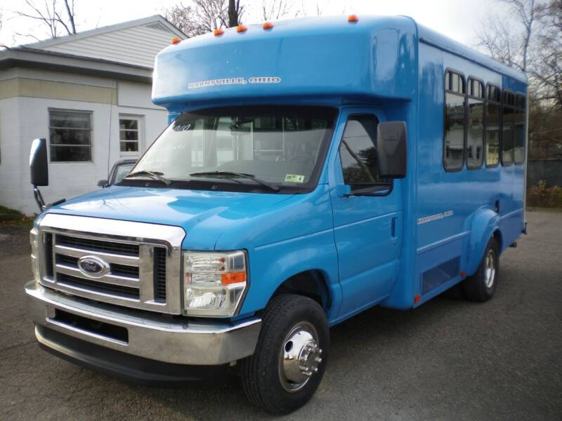2010 Ford E-Series Chassis E-350 SD 2dr Commercial/Cutaway/Chassis 138-176 in. WB - Barnesville OH