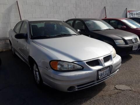 2004 Pontiac Grand Am for sale at Goleta Motors in Goleta CA