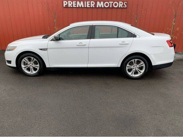 2015 Ford Taurus for sale at PremierMotors INC. in Milton Freewater OR