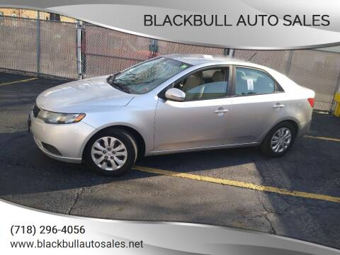 2012 Kia Forte for sale at Blackbull Auto Sales in Ozone Park NY