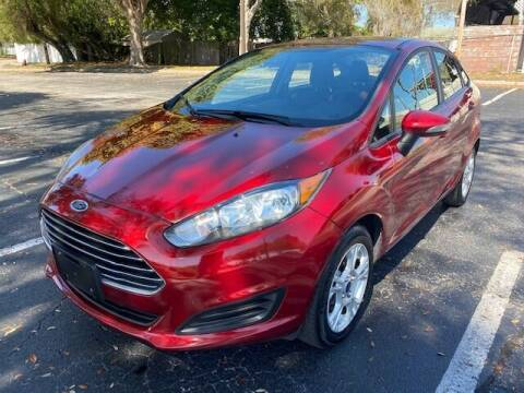 2016 Ford Fiesta for sale at Florida Prestige Collection in St Petersburg FL