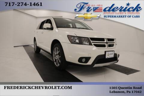 2019 Dodge Journey for sale at Lancaster Pre-Owned in Lancaster PA