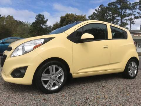 2013 Chevrolet Spark for sale at #1 Auto Liquidators in Yulee FL