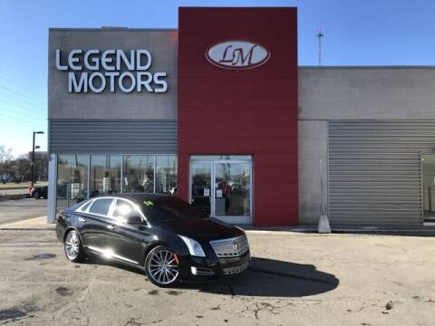 2014 Cadillac XTS for sale at Legend Motors of Detroit - Legend Motors of Ferndale in Ferndale MI