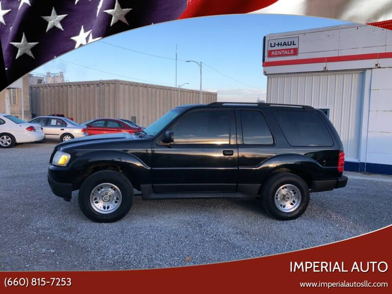 2003 Ford Explorer Sport for sale at Imperial Auto of Marshall in Marshall MO