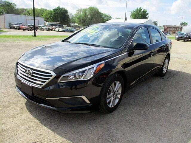 2017 Hyundai Sonata for sale at Northeast Iowa Auto Sales in Hazleton IA