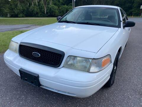 2004 Ford Crown Victoria for sale at Carlyle Kelly in Jacksonville FL