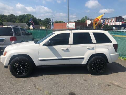 2007 Jeep Grand Cherokee for sale at LINDER'S AUTO SALES in Gastonia NC
