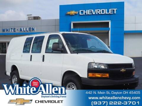 2020 Chevrolet Express Cargo for sale at WHITE-ALLEN CHEVROLET in Dayton OH