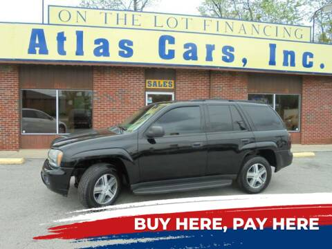 2006 Chevrolet TrailBlazer for sale at Atlas Cars Inc. - Radcliff Lot in Radcliff KY