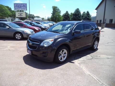 2015 Chevrolet Equinox for sale at Budget Motors - Budget Acceptance in Sioux City IA