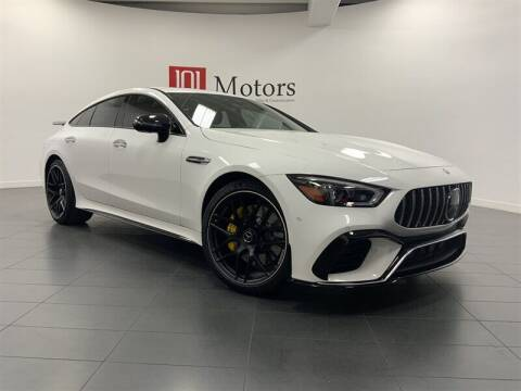 2021 Mercedes-Benz AMG GT for sale at 101 MOTORS in Tempe AZ