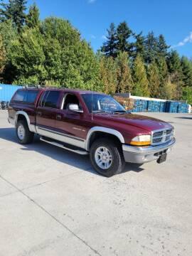 2001 Dodge Dakota for sale at RICKIES AUTO, LLC. in Portland OR