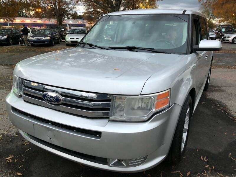 2011 Ford Flex for sale at Atlantic Auto Sales in Garner NC