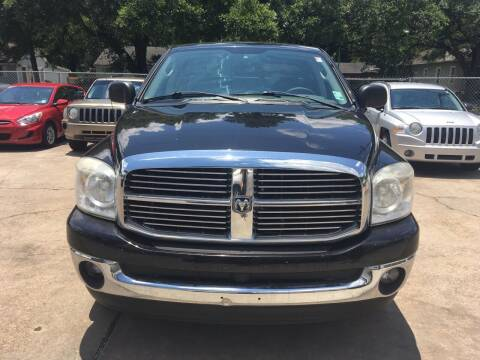 2007 Dodge Ram Pickup 1500 for sale at Bobby Lafleur Auto Sales in Lake Charles LA
